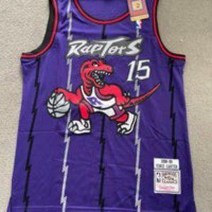 ❋Vince Carter Raptor NBA Jersey